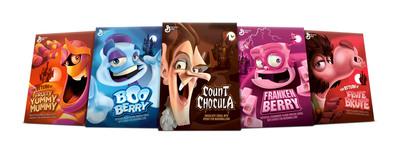 Monsters Cereal Returns!.  (PRNewsFoto/General Mills)
