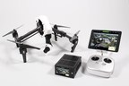TVU Networks and DJI have partnered to deliver the world's first live Aerial Newsgathering Pack for live HD drone transmission. The TVU Aerial Newsgathering Pack combines DJI's Inspire 1 drone with a TVU One compact IP video transmitter in a single complete package capable of delivering live HD quality video with sub-second latency to any broadcaster or CDN around the world while the drone is in flight.