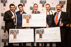 "Louis Royer Cognac Announces Winners of Its Third ""Show Me the Proof!"" High Proof Cognac Cocktail Competition Spotlighting ""Force 53"" VSOP Cognac: Timothy Miner (The Long Island Bar), Jason Cousins (Da Claudio) and Gregory Buda (The Dead Rabbit)"