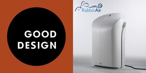 Rabbit Air's BioGS 2.0 Air Purifier Receives a Good Design Award.  (PRNewsFoto/Rabbit Air)