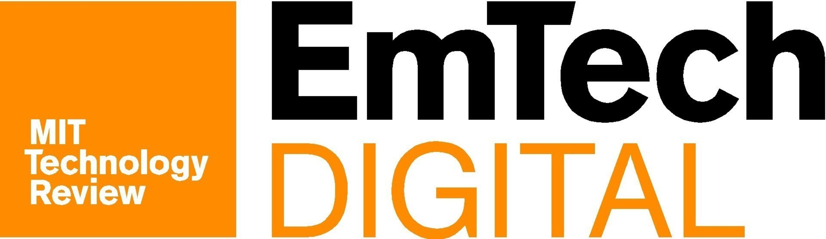 EmTech Digital Logo (PRNewsFoto/MIT Technology Review)
