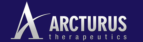 Arcturus Therapeutics Logo. (PRNewsFoto/Arcturus Therapeutics) (PRNewsFoto/)