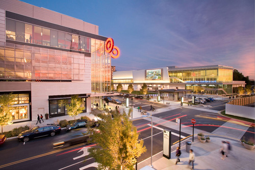 EDENS Mosaic District wins two ICSC United States Gold Design And Development Awards. (PRNewsFoto/EDENS) (PRNewsFoto/EDENS)