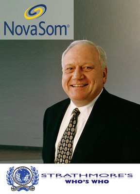 John T. Spitznagel of Novasom Inc Honored By Strathmore's As Industry Leader & Executive Of The Year