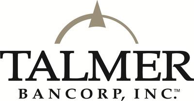 Talmer Bancorp, Inc. logo. (PRNewsFoto/Talmer Bancorp, Inc.)