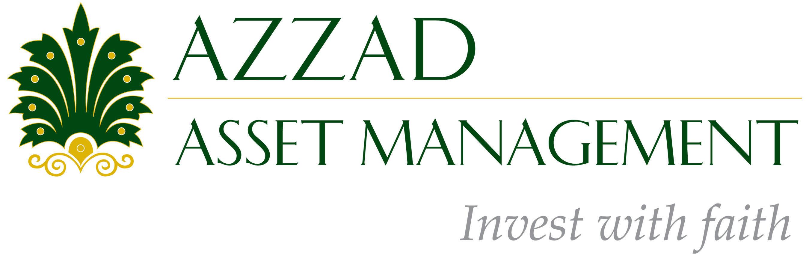Azzad Asset Management Logo.