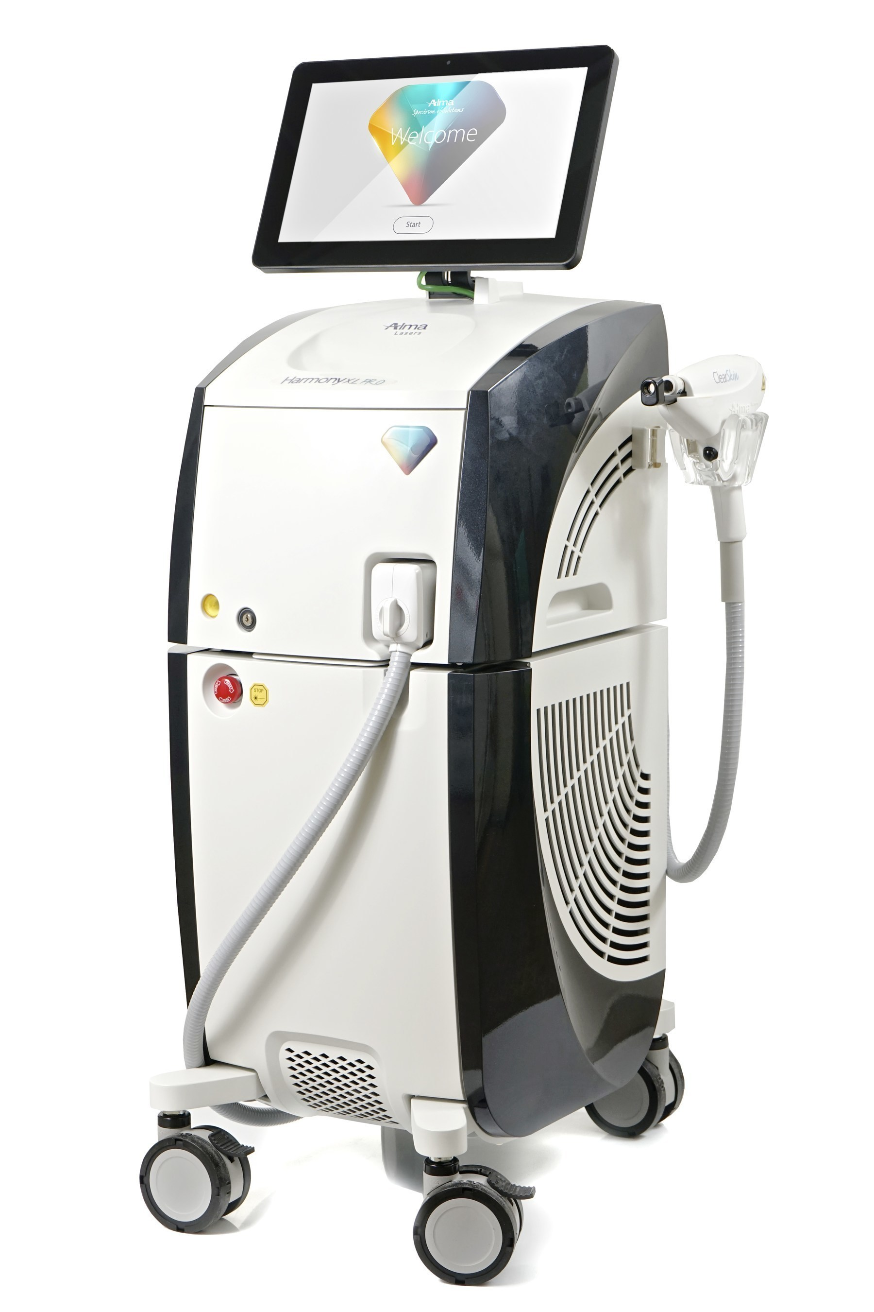 Alma Lasers Introduces Harmony XL Pro™, the Most Powerful