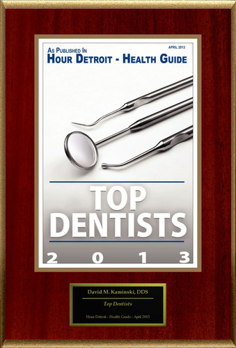 "David M. Kaminski Selected For ""Top Dentists"".  (PRNewsFoto/American Registry)"