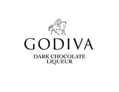 GODIVA Dark Chocolate Liqueur.  (PRNewsFoto/Diageo)
