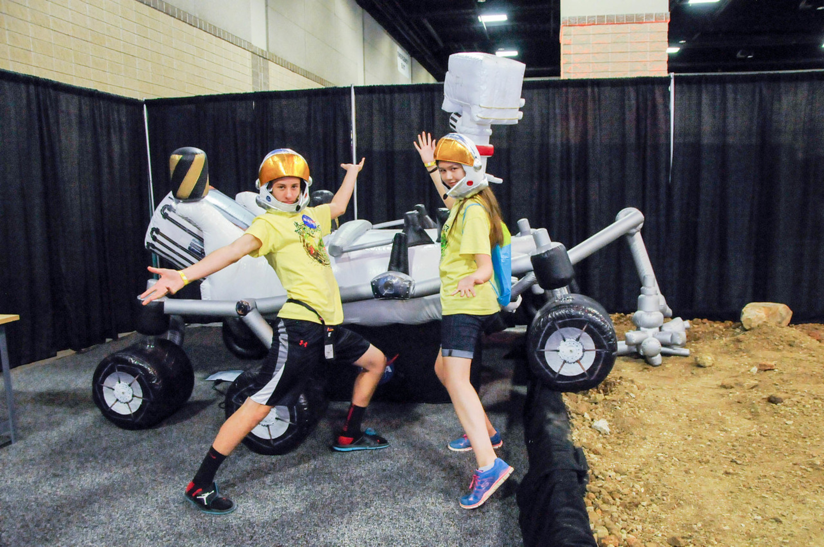 As part of its mission to inspire the next generation to pursue careers in the STEM fields, Destination Imagination's 2016 Global Finals will feature five space science organizations.