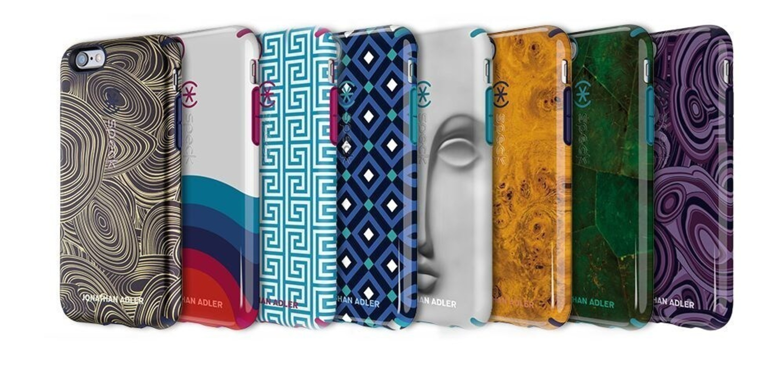 Speck and Renowned Potter, Designer, and Author Jonathan Adler Release Collection of Protective Cases for New iPhone