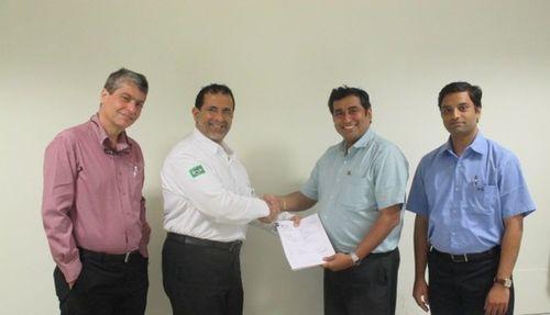Praj wins Petrobras order (PRNewsFoto/Praj Industries Limited)