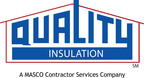 Quality Insulation Logo.  (PRNewsFoto/Masco Contractor Services)