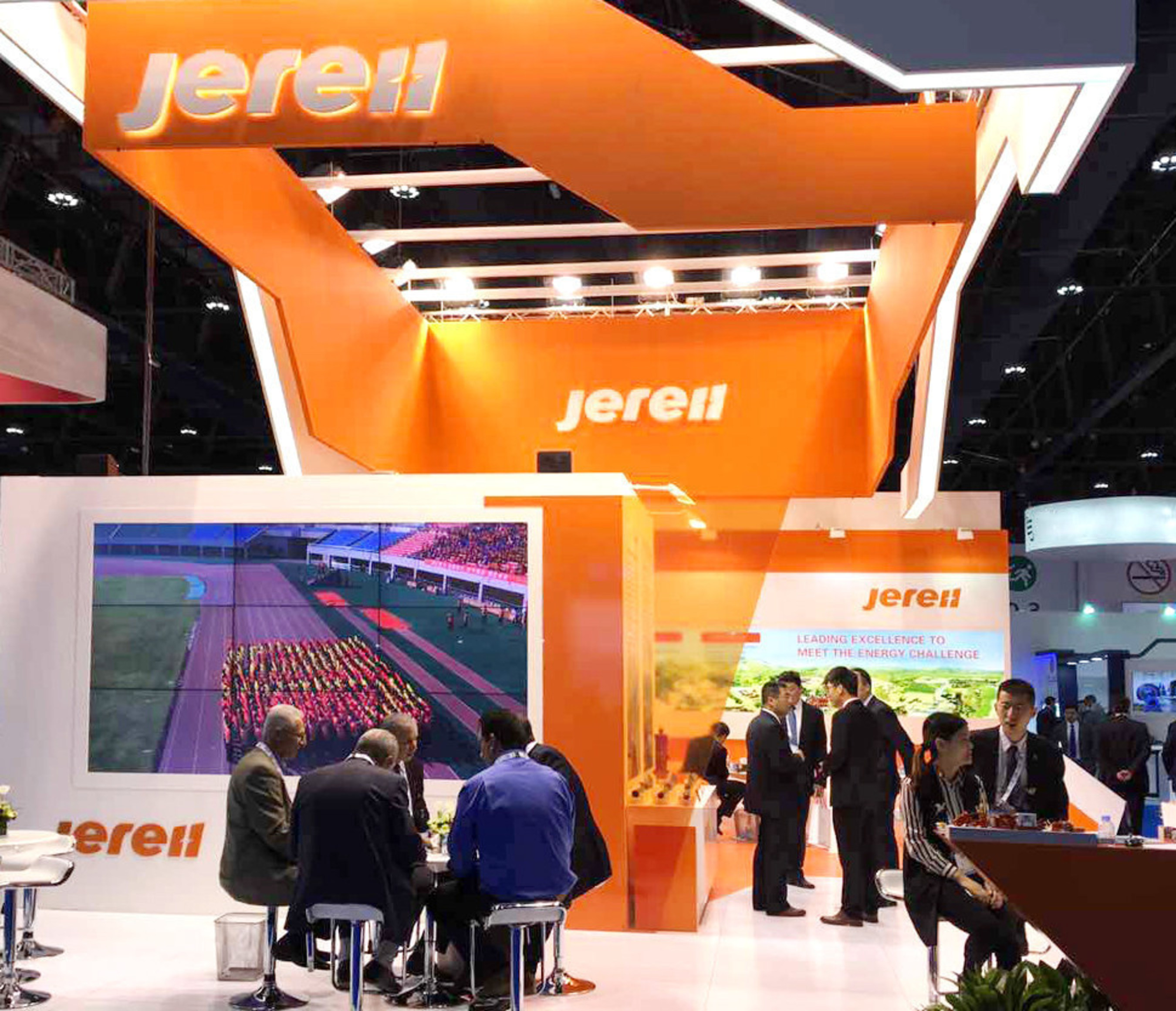 Jereh at ADIPEC 2016