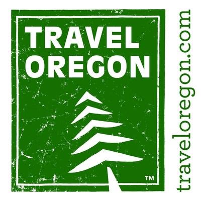 Travel Oregon Logo (PRNewsFoto/Travel Oregon)