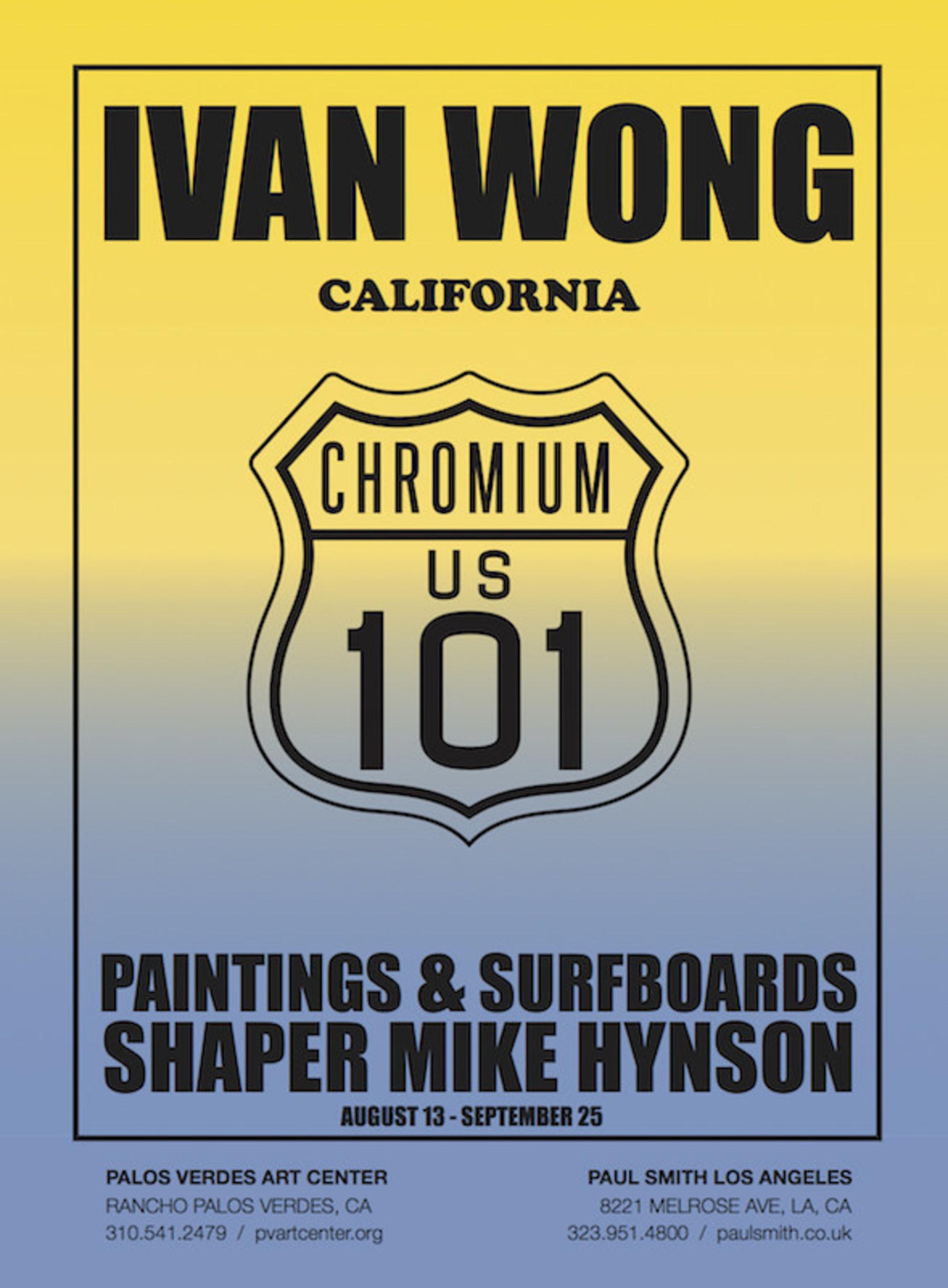 Ivan Wong: CHROMIUM US 101