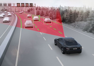 TRW has broad experience in radar and video camera systems and anticipates exponential growth in these technologies over the next decade – the Company is implementing third and fourth generation sensor systems which help to address the more immediate industry requirements, but also play a fundamental role in enabling semi- and automated driving.