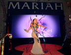 Multi-Platinum Global Superstar Mariah Carey Celebrates Official Arrival To Las Vegas With Spectacular Welcome Event At Caesars Palace