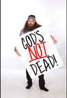 "Willie Robertson from Duck Dynasty supporting the new film ""God's Not Dead"".  (PRNewsFoto/Pure Flix Entertainment)"