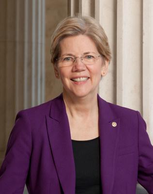U.S. Senator Elizabeth Warren, Bunker Hill Community College's 41st Commencement speaker.