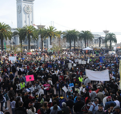 Record-breaking Turnout for Walk for Life West Coast in San Francisco