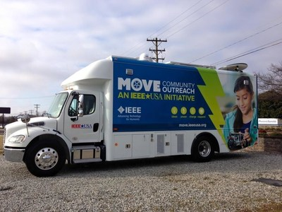 IEEE-USA Mobile Outreach Vehicle