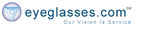 Eyeglasses.com is a leading online eyewear store, specializing in high-quality prescription lenses, glasses frames, and sunglasses. Since 1999 the motto,