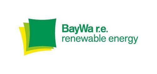 BayWa r.e. renewable energy GmbH Logo (PRNewsFoto/BayWa r.e. renewable energy GmbH)