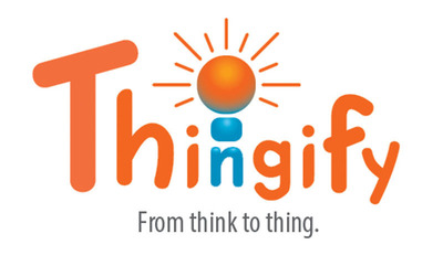 Thingify Logo_final.  (PRNewsFoto/Thingify Inc.)