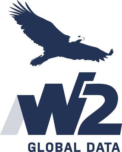 W2 Global Data (W2) Logo (PRNewsFoto/W2 Global Data)