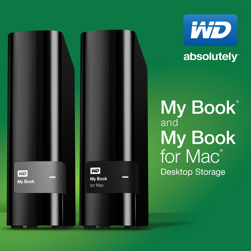 WD(R)'s New Line Of External Desktop Drives Offer Extreme Capacities And Data Protection Features.  ...