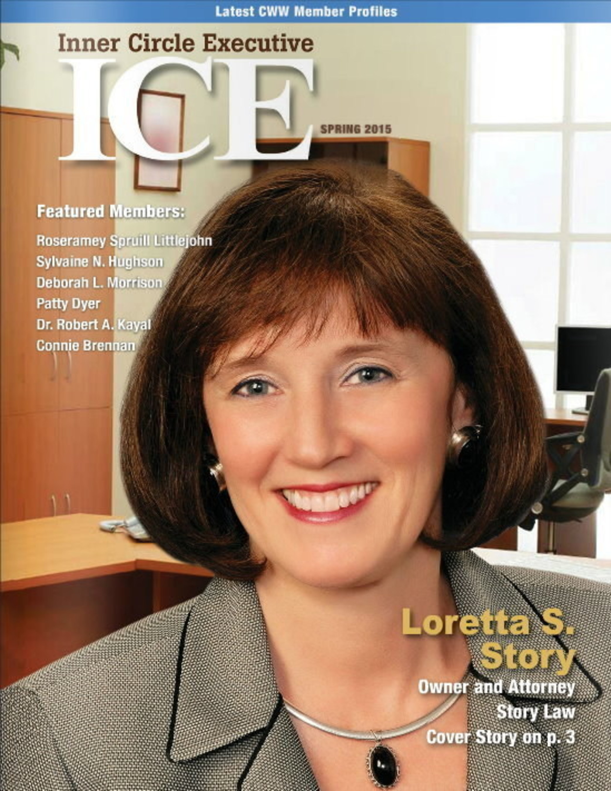 Continental Who's Who is proud to announce the release of the latest issue of ICE Magazine