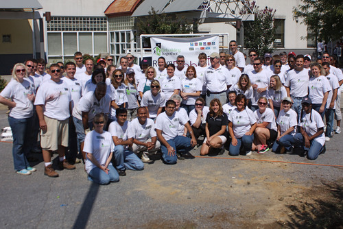 Choice Hotels International Partners with Rebuilding Together to Revitalize 'Progress Place'