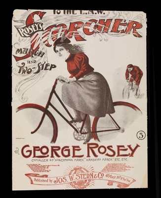 Celebrating Bicycle History at the Smithsonian, Object Project Opens July 1