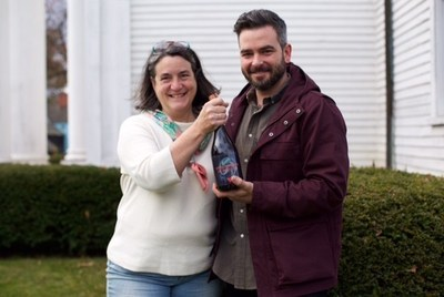 Angry Orchard releases its first American collaboration cider, Understood in Motion 01, with Eden Specialty Cider