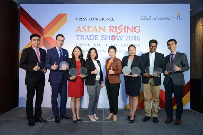 TCEB announce the second edition of the ASEAN Rising Trade Show, aimed at reinforcing the country's leadership position as an exhibition platform for ASEAN, connecting stakeholders with Southeast Asia's business success. By adopting the government's strategic direction to transform Thailand into a 'Trading Nation'.