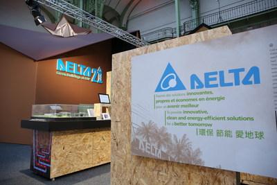 Delta21@COP21 Exhibition