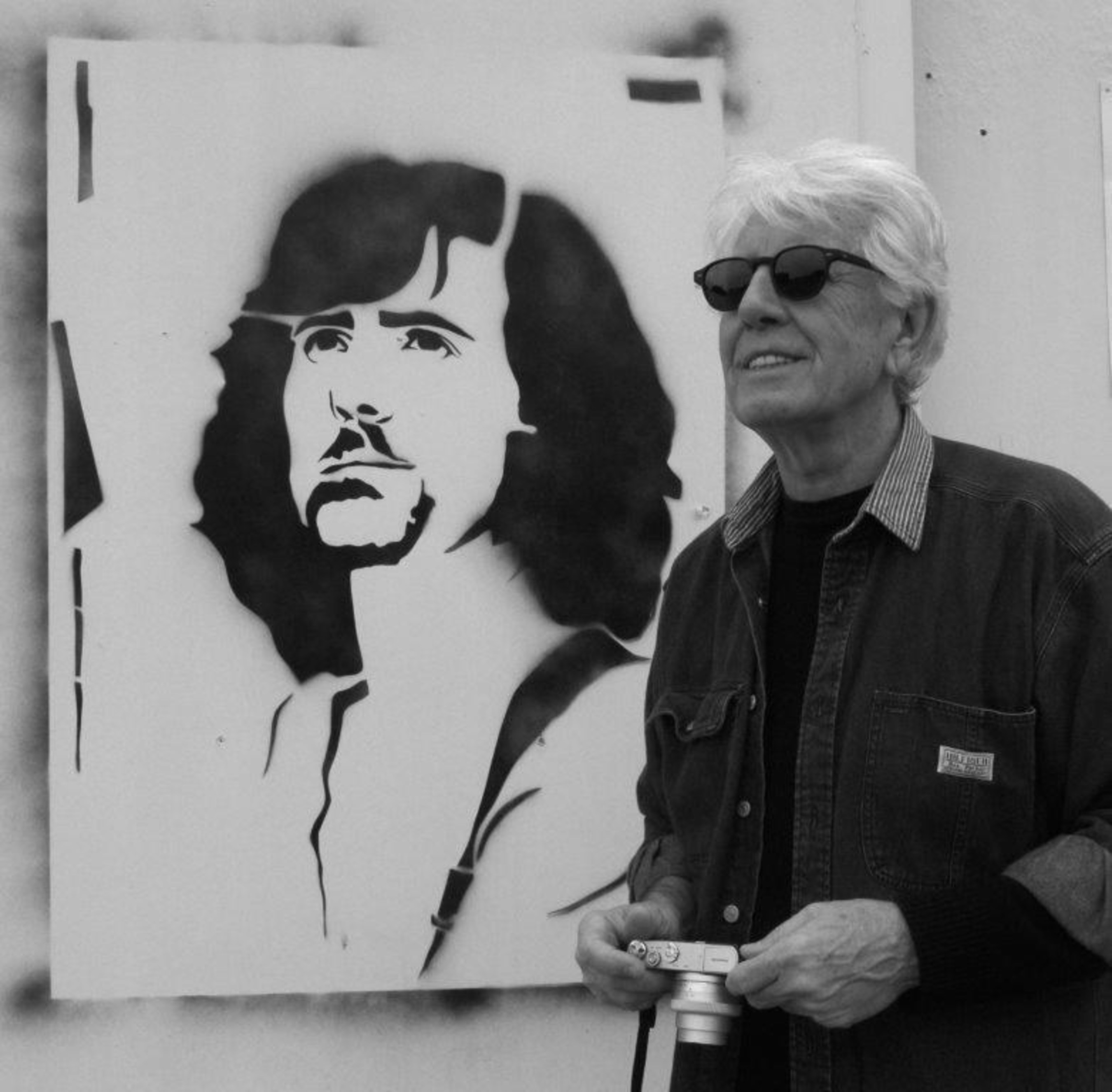 Graham Nash Honored with 'Music for Life' Award at 2016 NAMM Show
