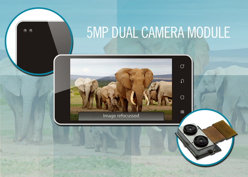 The Toshiba TCM9518MD is the industry's first dual camera module able tosimultaneously output recorded ...