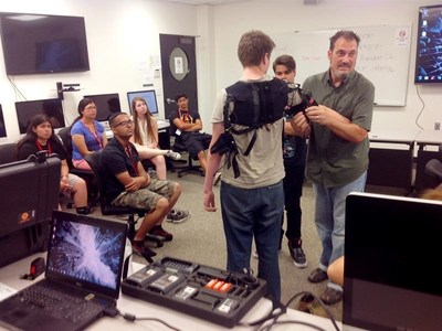 Woodbury University's Game Art & Design Program