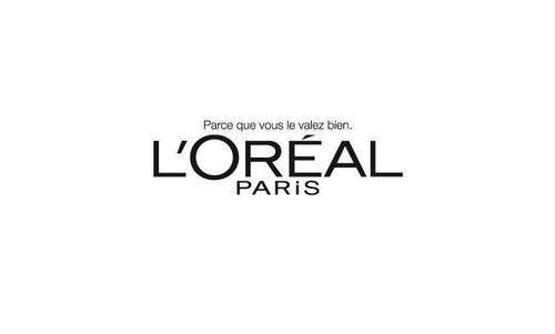 L'Oreal Paris Logo (PRNewsFoto/L'Oreal Paris)
