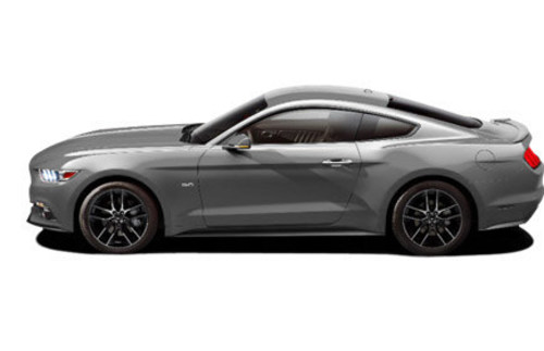 2015 Ford Mustang (PRNewsFoto/Grand Ledge Ford)