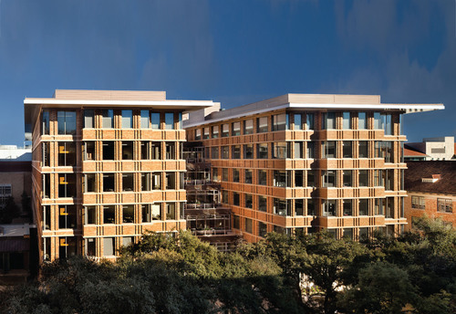 Pelli Clarke Pelli Architects' new computing center opens at the University of Texas at Austin