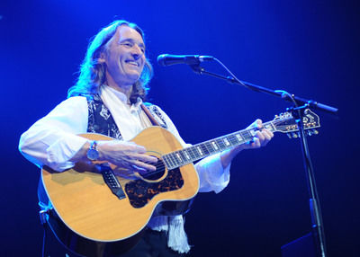 Roger Hodgson, co-founder of Supertramp.  (PRNewsFoto/Roger Hodgson)