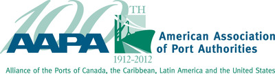 AMERICAN ASSOCIATION OF PORT AUTHORITIES.  (PRNewsFoto/AAPA)