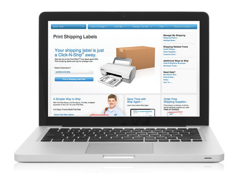 Postal Service Introduces PayPal as Online Shipping Payment Option