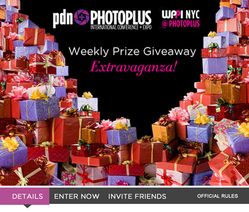 PhotoPlus Expo and WPPI NYC Announce Sweepstakes Giveaway Extravaganza on Facebook