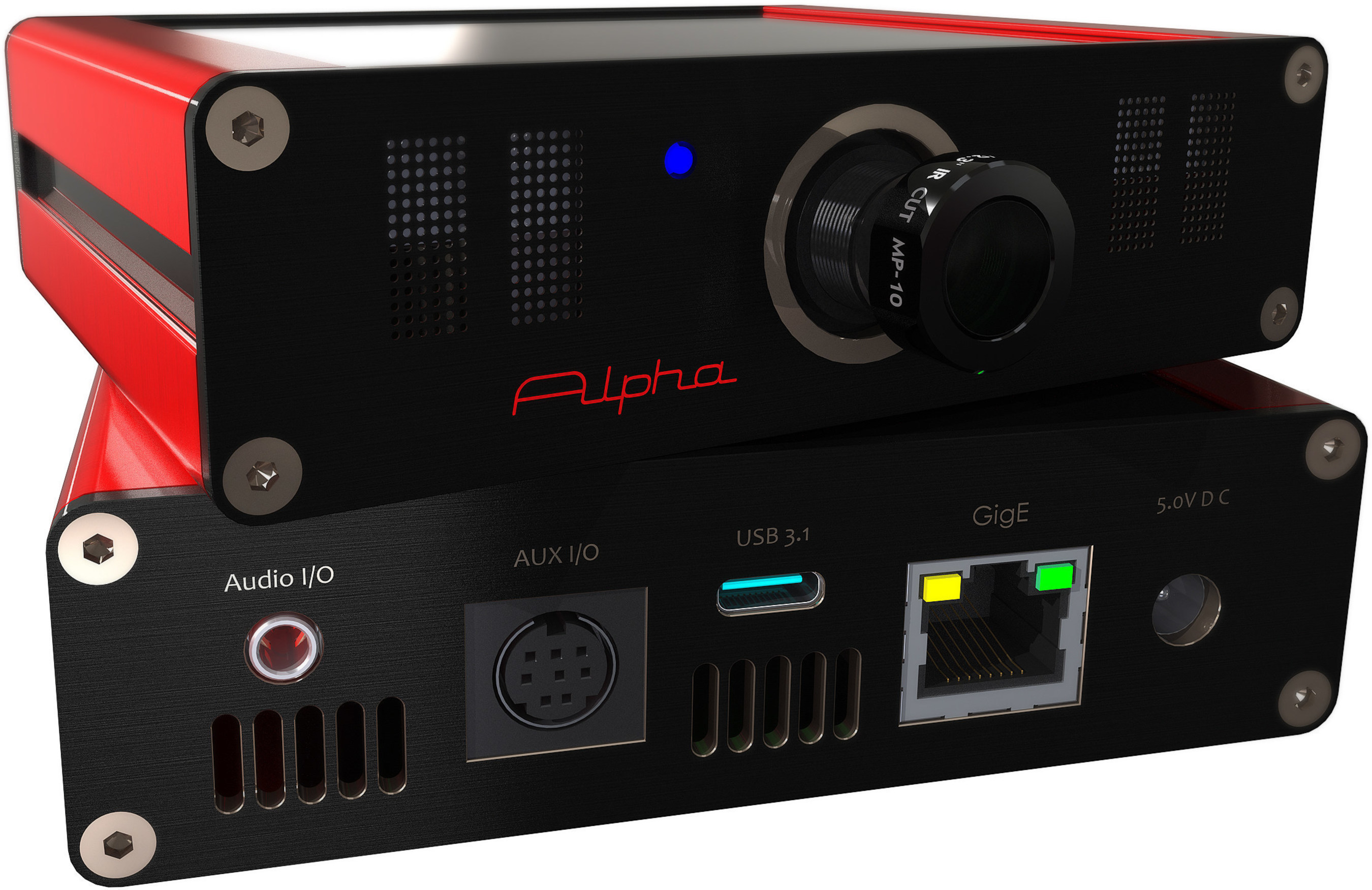 Pictured is the SUB2r Alpha open-architecture camera, which leverages the Cypress EZ-USB FX3 SuperSpeed USB controller to stream uncompressed, high-definition video. The programmable FX3 solution helps enable the camera's users to optimize it for high quality streaming of virtual reality or video game play, motion pictures, 3D imaging, scientific research and many other applications.