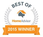 """TruTeam earns """"2015 Best of HomeAdvisor"""" award for superior practices and exceptional quality, service and value."""
