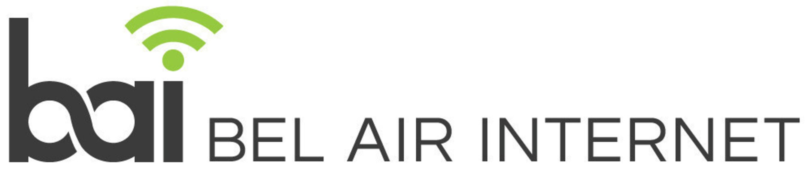 Bel Air Internet Logo